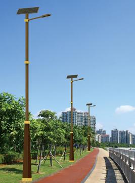 河南太陽能路燈批發