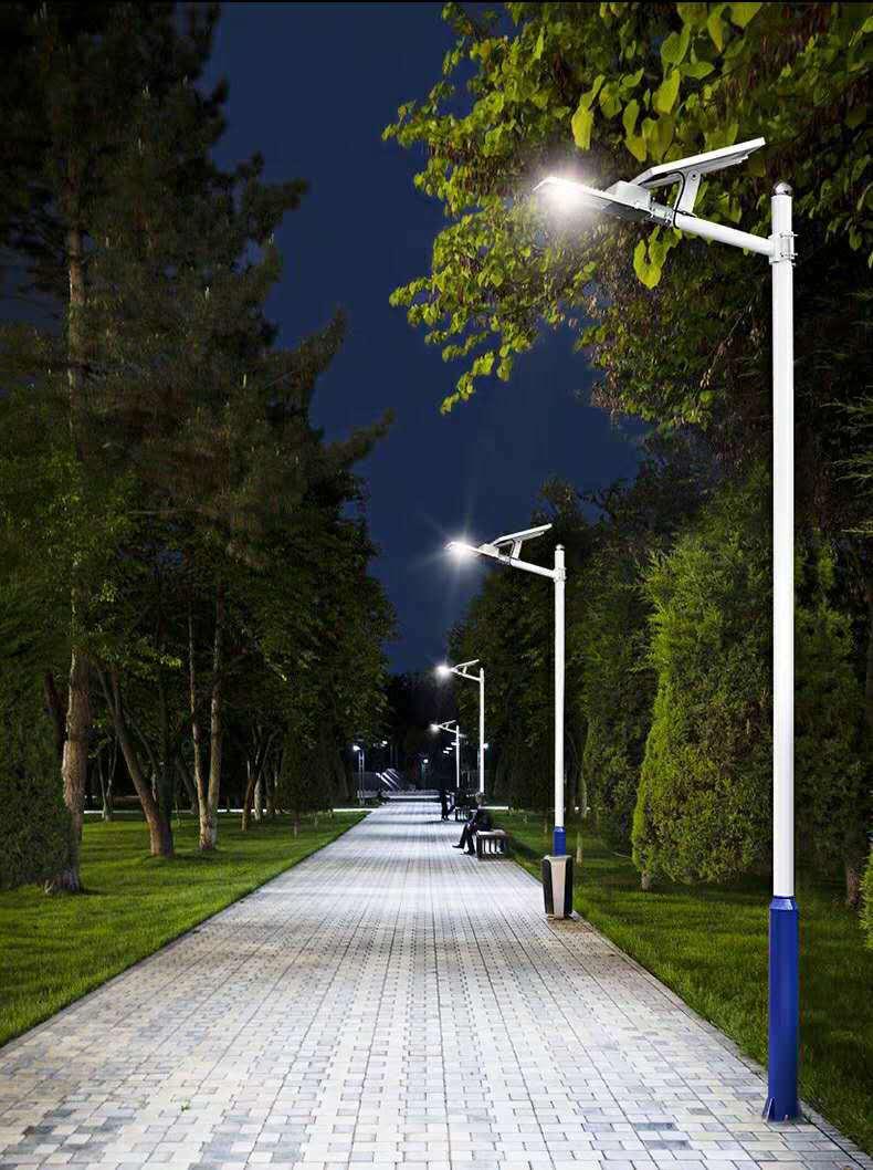 太陽能路燈生產