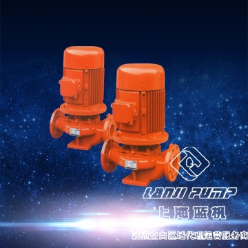 CCCF认证—消火栓泵电动XBD消防泵