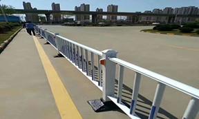 洛阳交通设施之护栏