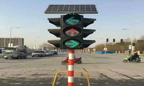 郑州交通设施-红绿灯