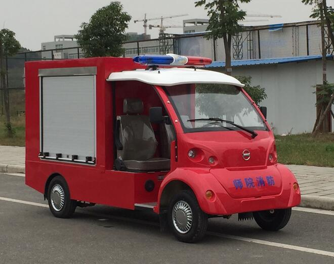 四川電動消防車廠家